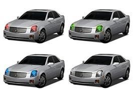 FLASHTECH for Cadillac CTS 03-07 V.3 Fusion Color Change RGB Multi Color... - $146.02
