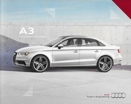2014 Audi A3 sales brochure catalog US 14 1.8T 2.0T TDI - $8.00