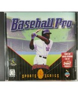 All American Sports Series: Baseball Pro  PC 1998  - $13.86