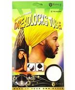 King J Cotton Spandex Dreadlocks Ultra Stretch Cover Loc Hair #710 Assor... - $5.93