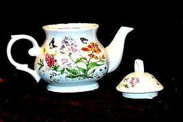 Ceramic TeaPot with Lid AB 535-F Vintage image 3
