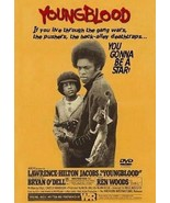 Youngblood, DVD, 1986 Lawrence Hilton Jacobs Blax Film Release - $12.86