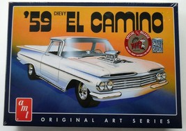 AMT 1959 Chevy El Camino Model Kit * 1/25 * NIB - $33.95