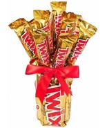 Twix Candy Bouquet by The Candy Vessel - $18.99