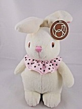 "Enesco Department 56 Dottie Bunny Rabbit Plush Sits 9"" Stuffed Animal toy - $7.95"