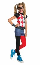 Harley Quinn - Medium, Marvel, Girls Fancy Dress Costume - $29.32