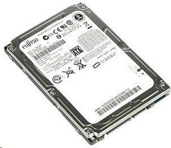 80GB SATA-150 Fujitsu Mobile 5400RPM 9.5mm MHV2080BH Hard Drive - $28.37