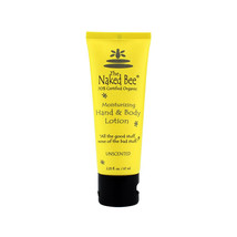 The Naked Bee Unscented Moisturizing Hand & Body Lotion 67ml/2.25oz - $14.97