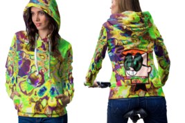hallucinate dexter DMT psychedelic Hoodie For Women - $42.99+