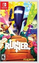 Runner3  Nintendo Switch NEW! - $43.90
