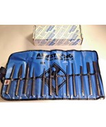 Armstrong 70-565 12 Piece Punch and Chisel Set USA - $49.50