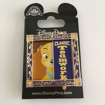 Disney WDW Lady and the Tramp cast members limited Pin Badge - $193.04