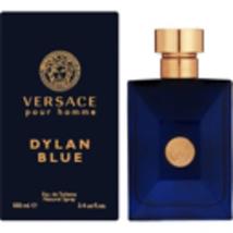 Versace Dylan Blue Pour Homme 3.4 oz 100 ml Eau de Toilette  - $58.00