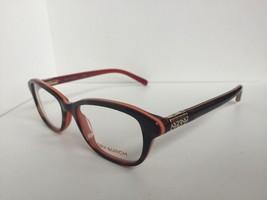 New TORY BURCH TY 2042 TY2042 1277 Orange Cats Eye Rx Women's Eyeglasses... - $129.99