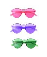 Bundle Of Sunglasses In A Bundles 3 Pairs Of Mens Womens Sun Glasses EE02 - $23.70