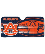 NCAA Auburn Tigers Deluxe Universal Fit Auto Windshield Sun Shade - $29.95