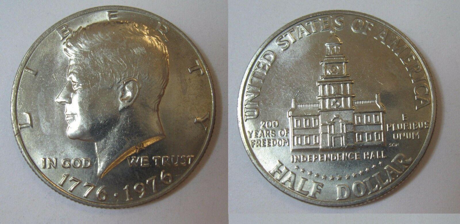 1976  Kennedy Half Dollar CP2416