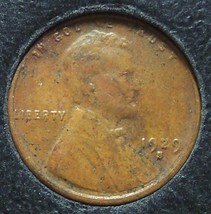1929-S Lincoln Wheat Back Penny EF #1037 image 3