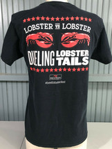 Red Lobster Dueling Tails Lobsterfest Medium T-Shirt - $14.67
