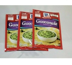 McCormick Guacamole Seasoning Mix Total of 3 - 1 ounce packages - $8.90