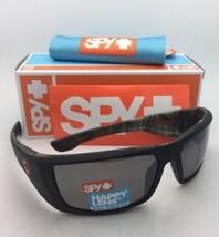 Polarizzati Spy Optic Occhiali da Sole Dirk Decoy Albero Reale Cornici W/ Happy
