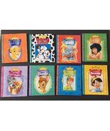 8 Disney Classics Lion King Bambi Lady Tramp Jungle Book 101 Dalmations ... - $39.99