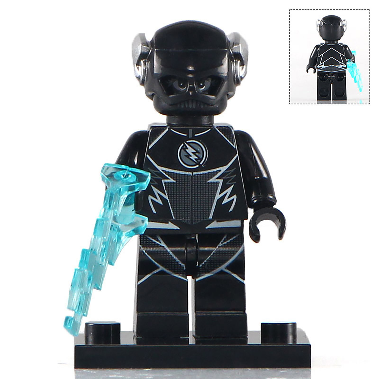 Zoom Black Flash DC The Flash Lego Minifigures Block Toy Gift for Kids