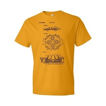 Nintendo Video Game Controller D-Pad T-Shirt Patent Art Gift Nintendo Pa... - $18.95+