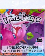 Hatchimals Plastic Table Cover Birthday Party Supplies 1 Per Package Eas... - $6.39