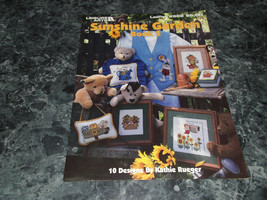 Sunshine Garden Book 2 by Kathie Rueger Leaflet 2962 - $2.99