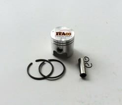 PISTON ASSY Kolben Ring fit Mitsubishi Brush Cutter TL23 Strimmer 31mm K... - $23.64