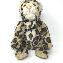 Build A Bear World Wildlife Fund 2002 Snow Leopard 16 inches Plush Stuffed Toy - $14.95