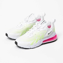 Nike W Air Max 270 React Eng Us Size 5.5 Style # CK2608-100 - $197.95