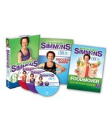 Richard Simmons Project H.O.P.E. Home Workout System DVD Training Fitnes... - $19.31
