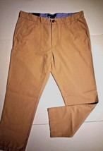 Tommy Hilfiger custom fit casual chino pants size 40x32 NEW - $47.19