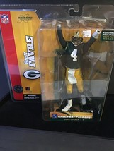 McFarlane Sports NFL Football Series 7 QB Brett Favre New Sealed (19) - $25.00