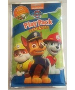Paw Patrol PLAY PACK Grab & Go 24 Page Coloring Book and 25 Stickers, 4 ... - $2.96