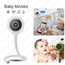 SDETER Wireless Baby Monitor Wifi Camera Video Security BeBe Nanny IR Ni... - $66.59