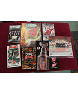 New Jersey Devils Yearbook Program LOT Team Photo 1995 Stanley Cup Final... - $79.19