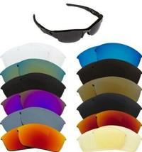 Lenti di Ricambio per Oakley Flak Jacket Occhiali da Sole Antigraffio - $12.04