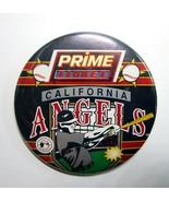 1990's Anaheim California Los Angeles Angels Prime Ticket MLB Pin Back B... - $7.50