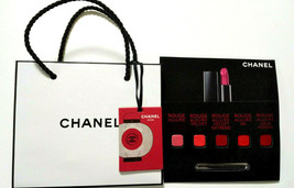 CHANEL Limited Charm Chopping Bag Paper Bag ALLURE Sample Kyoto Limited - $22.43