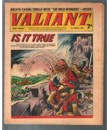 Valiant 3/1/1969-IPC-tabloid-beehive catapult-Steel Claw-Mytek-UK-VG - $40.35