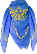Musterbrand BLUE Zelda Scarf Princess Zelda, US ONE - $39.11