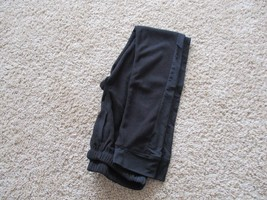 BNWOT Climatesmart fleece boys thermal legging, black, size XL, cozy, po... - $14.84