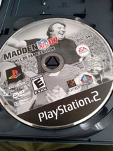Sony PS2 Madden NFL 07: Hall Of Fame Edition image 3