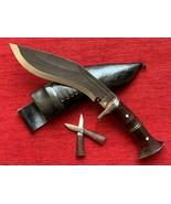 GURKHA BHOJPURE PANAWAL RUST FREE KHUKURI KHUKRI KUKRI KNIFE 8-INCH FULL... - $74.20