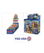 JAPANESE Pokemon CP6 Booster Box + ENGLISH Evolutions Booster Box Bundle... - $219.99
