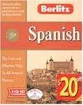 Berlitz Spanish [CD-ROM] Windows NT / Mac / Linux / Unix / Windows 98 / ... - $5.85