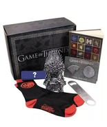 Game Of Thrones Target Exclusive Culturefly Box SEALED Socks Pins Vinyl ... - $24.74